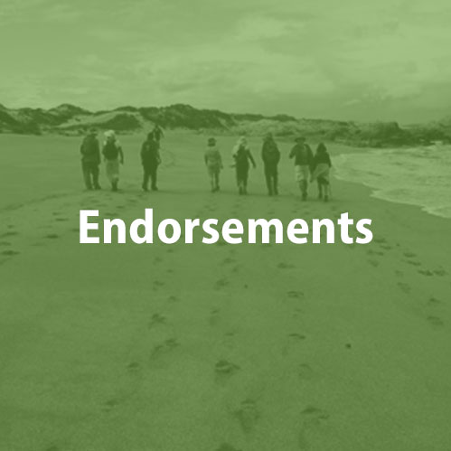 endorsments